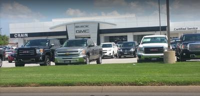 Crain Buick GMC of Springdale Image 3