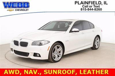 BMW 535 2016 a la venta en Plainfield, IL