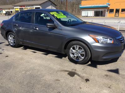 2011 Honda Accord SE for sale VIN: 1HGCP2F64BA079638