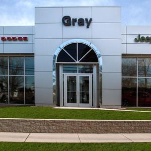 Gray Chrysler Dodge Jeep Ram Image 1