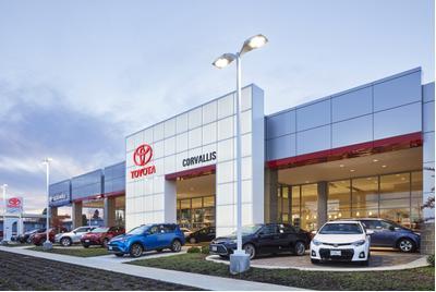 Toyota of Corvallis Image 1