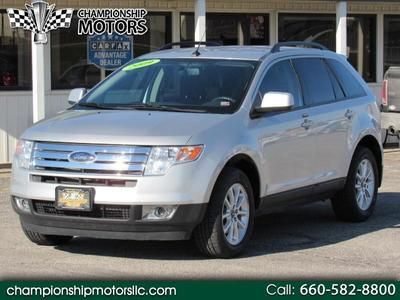 2009 Ford Edge SEL for sale VIN: 2FMDK38C49BA88750