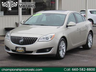 2014 Buick Regal Turbo Premium I for sale VIN: 2G4GN5EX4E9313435