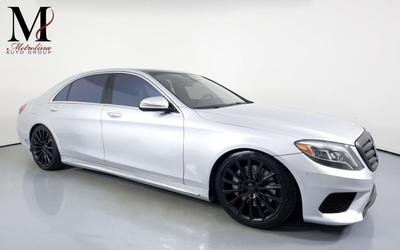 Mercedes-Benz S-Class 2014 for Sale in Charlotte, NC