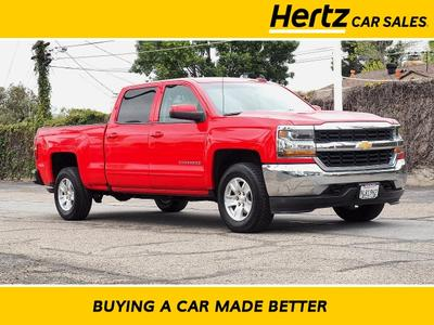 Chevrolet Silverado 1500 2018 for Sale in San Diego, CA