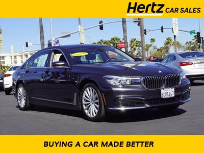 BMW 740 2019 for Sale in San Diego, CA