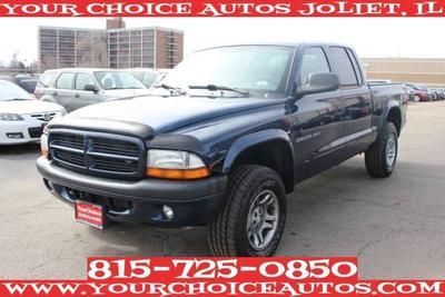 2002 Dodge Dakota Sport for sale VIN: 1B7HG38N12S586487