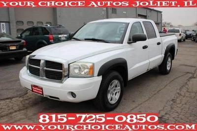 2006 Dodge Dakota SLT for sale VIN: 1D7HW48K36S606491