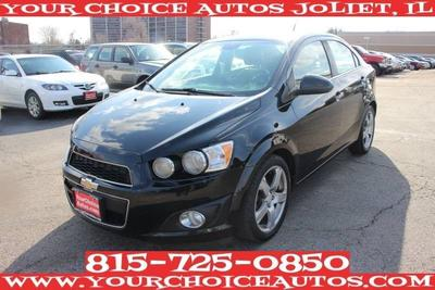 2012 Chevrolet Sonic 2LZ for sale VIN: 1G1JE5SH9C4108578