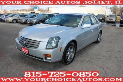 2003 Cadillac CTS  for sale VIN: 1G6DM57NX30154680
