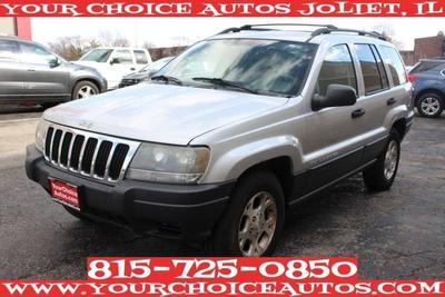2003 Jeep Grand Cherokee Laredo for sale VIN: 1J4GW48S83C555222