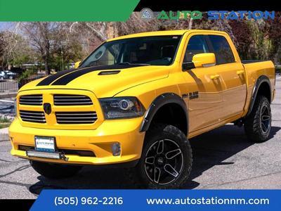 RAM 1500 2016 for Sale in Albuquerque, NM