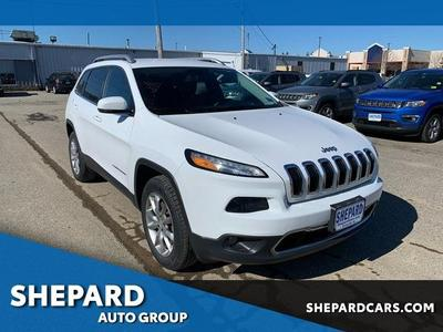 Jeep Cherokee 2018 for Sale in Rockland, ME