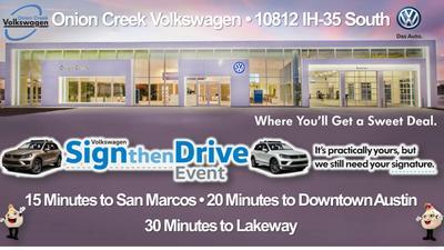 Onion Creek Volkswagen Image 1