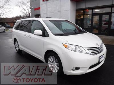 2013 Toyota Sienna Limited for sale VIN: 5TDDK3DC5DS052793