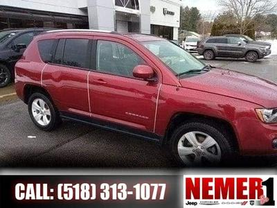 2016 Jeep Compass Latitude for sale VIN: 1C4NJDEB5GD725746