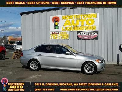 2008 BMW 328 xi for sale VIN: WBAVC73528KP38974