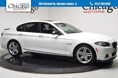 2015 BMW 535 i xDrive for sale VIN: WBA5B3C54FD541317