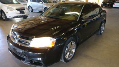 2012 Dodge Avenger SE for sale VIN: 1C3CDZAB9CN158368