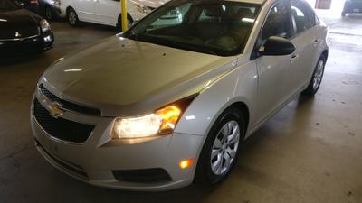 2014 Chevrolet Cruze LS for sale VIN: 1G1PA5SH9E7227237