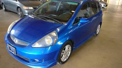 2008 Honda Fit Sport for sale VIN: JHMGD38648S030453