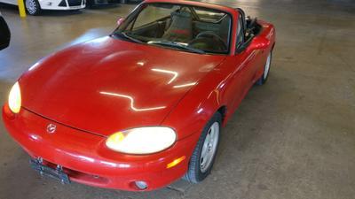 2000 Mazda MX-5 Miata LS for sale VIN: JM1NB3536Y0154180
