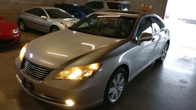 2007 Lexus ES 350  for sale VIN: JTHBJ46G972151255