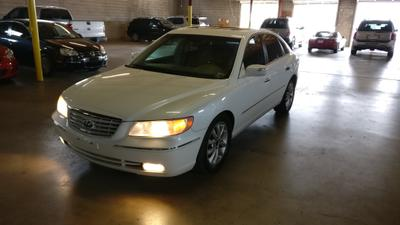 2007 Hyundai Azera Limited for sale VIN: KMHFC46F87A172894