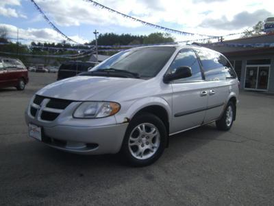 2004 Dodge Caravan SXT for sale VIN: 1D4GP45R74B564055