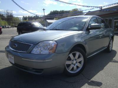 2007 Ford Five Hundred SEL for sale VIN: 1FAHP24157G162680