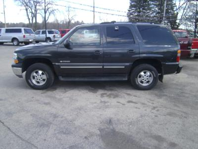 2003 Chevrolet Tahoe LT for sale VIN: 1GNEK13Z33J287727