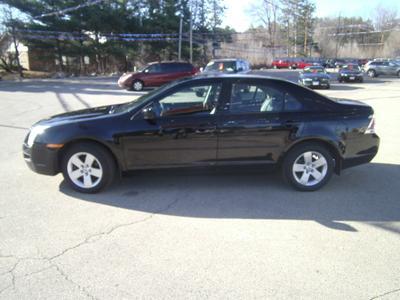 2006 Ford Fusion SE for sale VIN: 3FAFP07Z86R238025