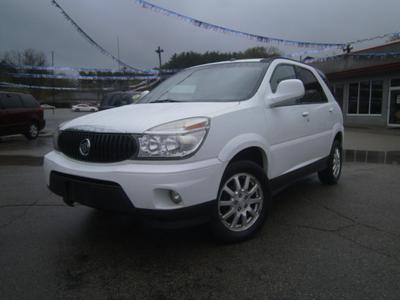 2007 Buick Rendezvous CXL for sale VIN: 3G5DA03L97S589807