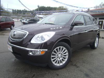 2008 Buick Enclave CXL for sale VIN: 5GAEV23758J211150