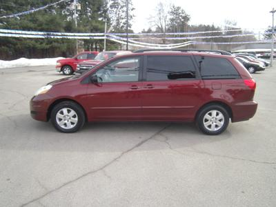 2006 Toyota Sienna LE for sale VIN: 5TDZA23C86S496838