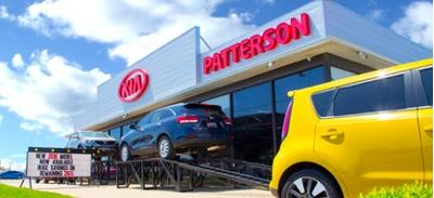 Patterson Dodge Chrysler Jeep RAM Fiat Kia Image 1