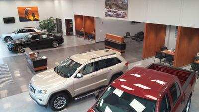 Elkins Chrysler Dodge Jeep Ram Image 2