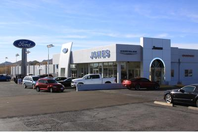 Jones Ford Chrysler Dodge Jeep Ram Wickenburg Image 1