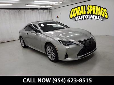 Lexus RC 300 2019 for Sale in Coral Springs, FL