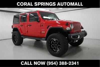Jeep Wrangler Unlimited 2019 for Sale in Coral Springs, FL