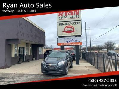 Chevrolet Trax 2016 for Sale in Warren, MI