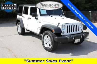 Jeep Wrangler Unlimited 2015 for Sale in Reidsville, NC
