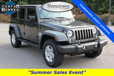 Jeep Wrangler Unlimited 2017 for Sale in Reidsville, NC