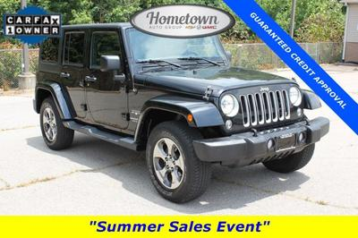 Jeep Wrangler Unlimited 2016 for Sale in Reidsville, NC