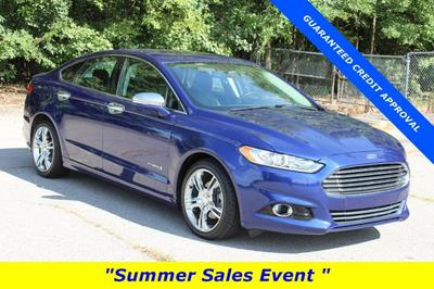 Ford Fusion Hybrid 2016 for Sale in Reidsville, NC
