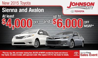 Johnson City Toyota Image 4