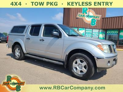 Nissan Frontier 2006 for Sale in Warsaw, IN