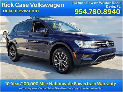 Volkswagen Tiguan 2021 for Sale in Fort Lauderdale, FL