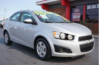 Chevrolet Sonic 2013 for Sale in Louisville, KY