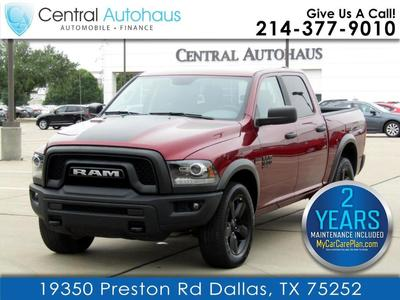 RAM 1500 Classic 2020 for Sale in Dallas, TX